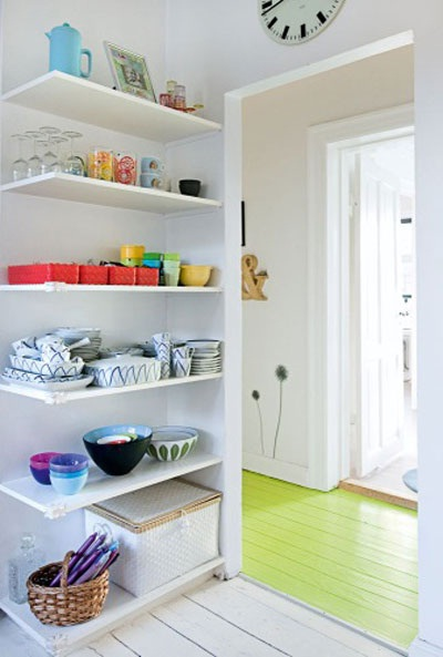 decora y disena: Diseño de Cocina con Comedor de Diario Pequeño