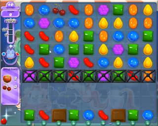 Droomwereld level 54 | Candy Crush tips | Lollylantaarns