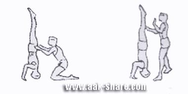 Teknik Dasar Head Balance Head Stand Dan Pemberian Bantuan Websiteedukasi
