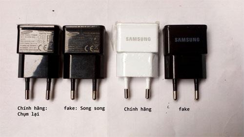 Sử dụng sạc Fake tiềm ẩn nhiều nguy cơ đối với pin