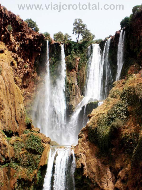 Cascadas Ouzoud Marrakech Marruecos