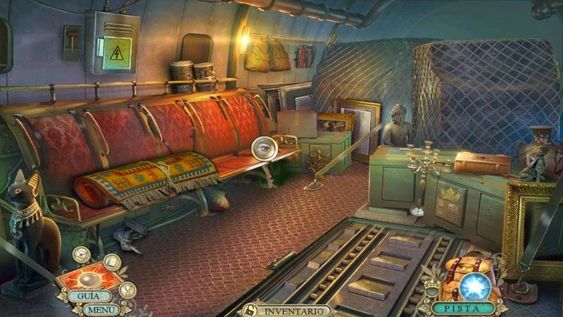 Hidden Expedition: The Crown of Solomon EC (Mega)