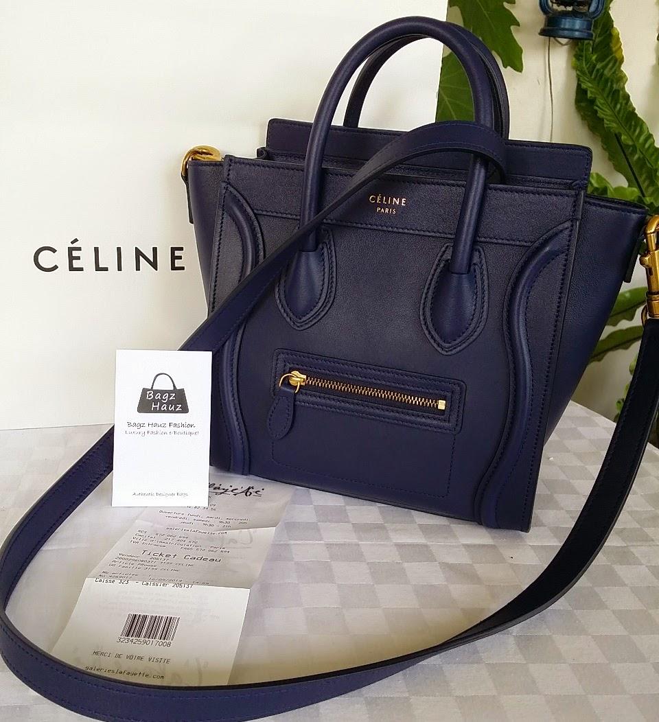celine luggage price