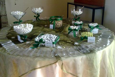 Amore romantico la confettata la nuova tendenza per i for Addobbi per promessa di matrimonio