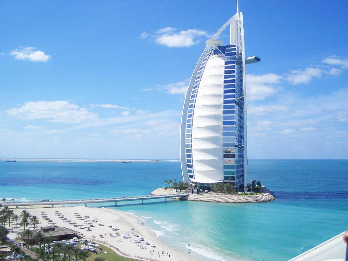 Endless pedia burj al arab for Burj ul arab