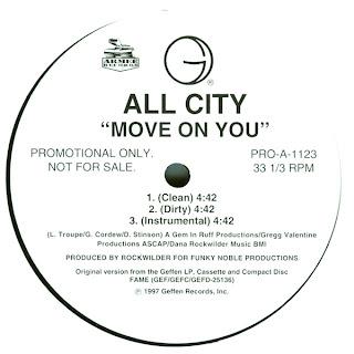 All City – Move On You / Basic Training (VLS) (1997) (192 kbps)