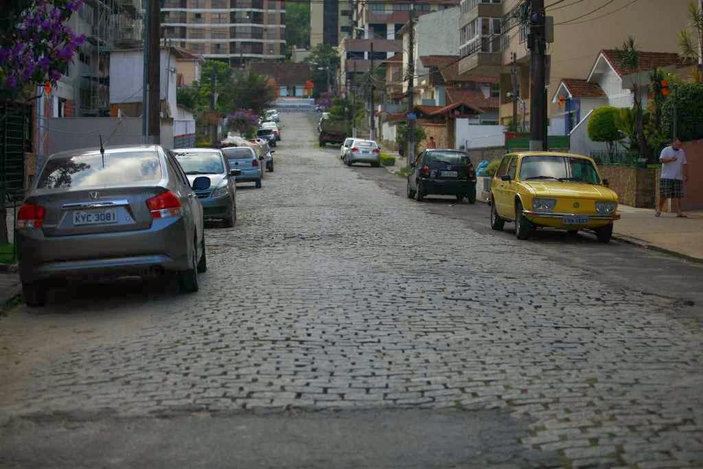 Rua Rui Barbosa-Teresópolis RJ