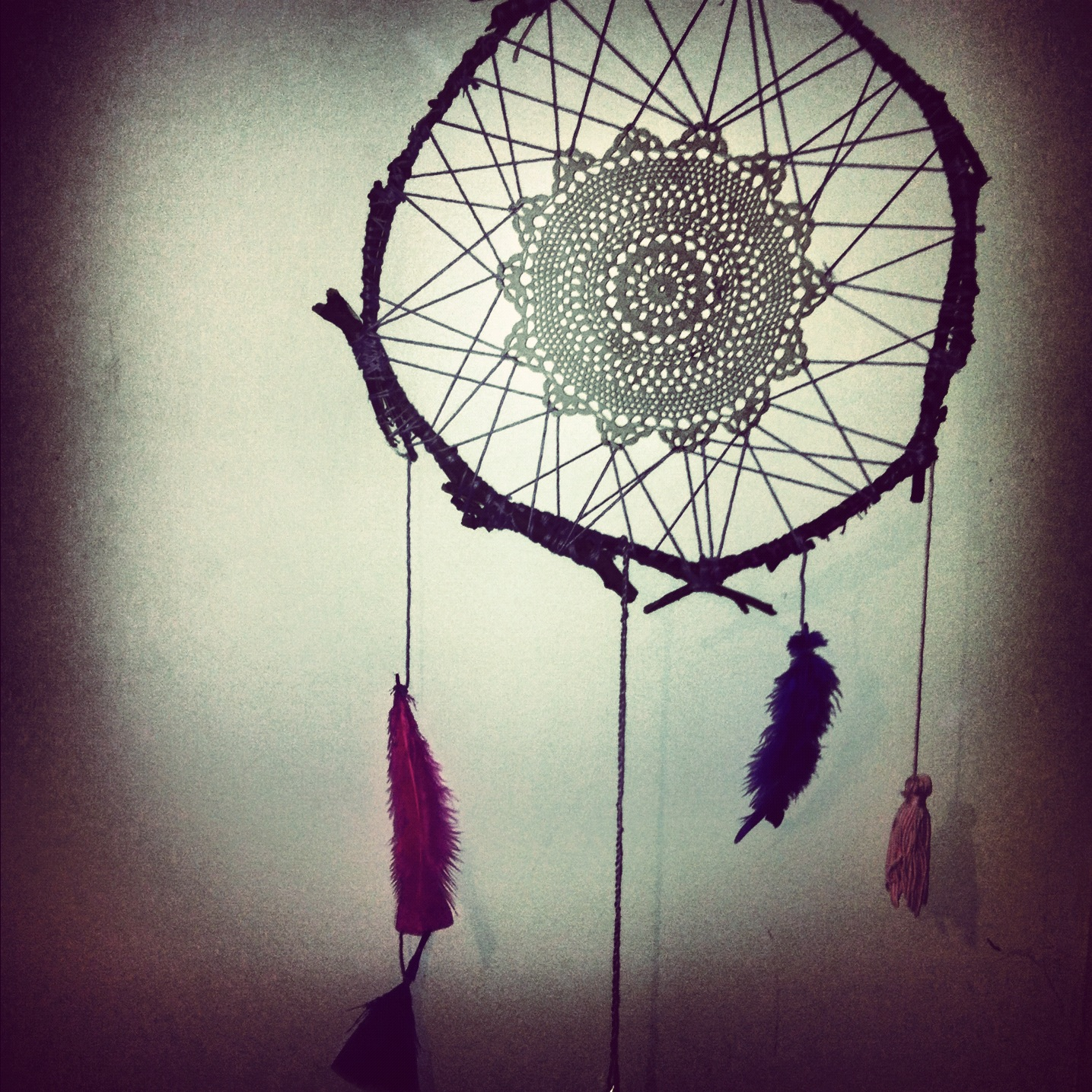 Dream Catchers Wiki Sustainable living Hand made dreamcatchers DIY 9
