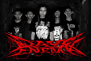 Day's Enemy Band Deathcore / Classical Death Metal Bekasi Foto Personil Logo Artwork Cover Wallpaper