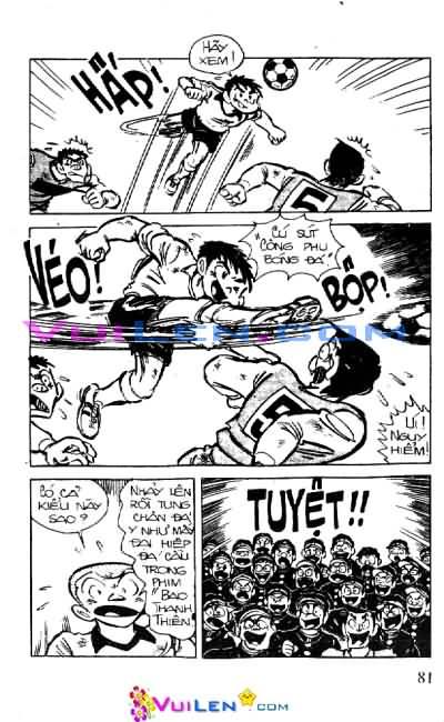 Jindodinho - Đường Dẫn Đến Khung Thành III  Tập 5 page 81 Congtruyen24h