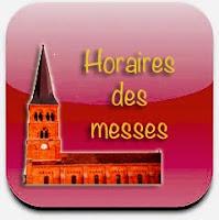 Messes et célébrations  AVRIL