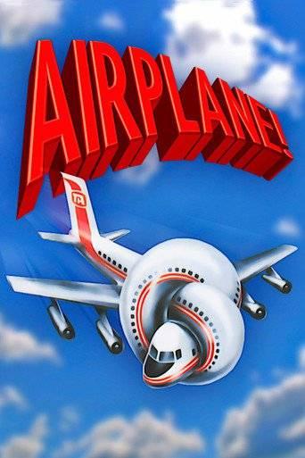 Airplane! (1980) ταινιες online seires xrysoi greek subs