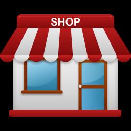 Kemudahan Kedai
