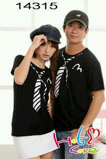 baju couple korea