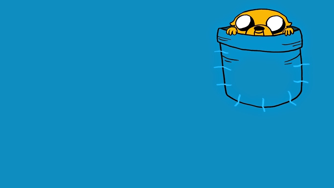 adventure time blue background - photo #8