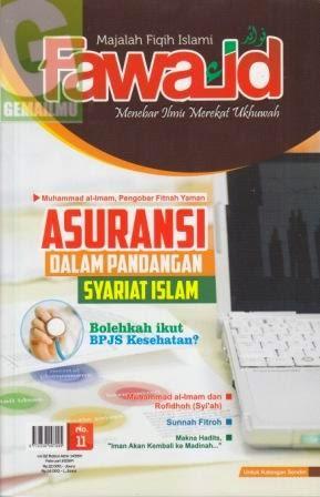 Majalah Fawaid Edisi 11 vol 02 Rabiul Akhir 1436H-Februari 2015M