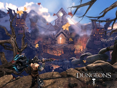 INFINITY BLADE: DUNGEONS IOS