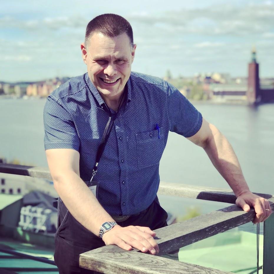Fredrik Walléns blogg