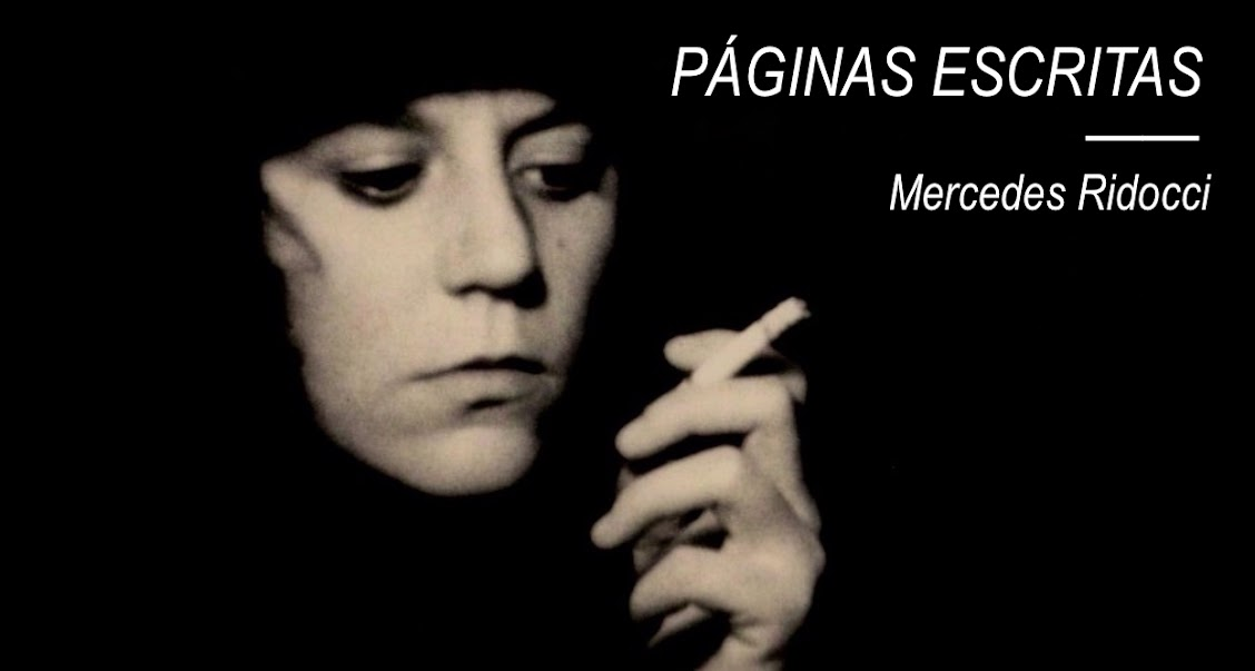 PÁGINAS ESCRITAS - POESÍA