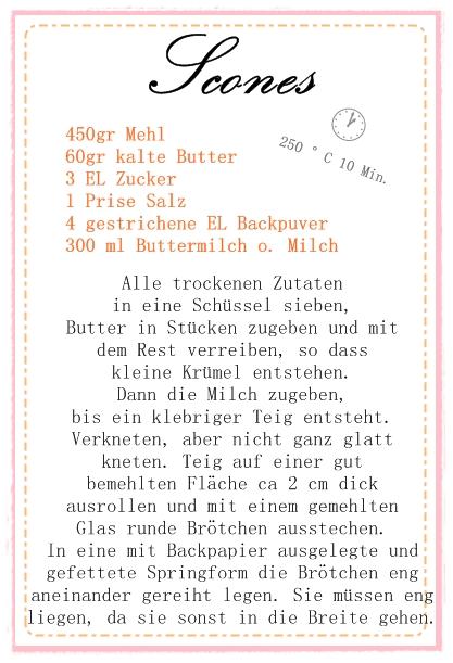 How I met your Papi: Zum Frühstück etwas Britisches...