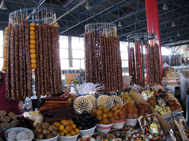 Armenia, Yerevan - mercado