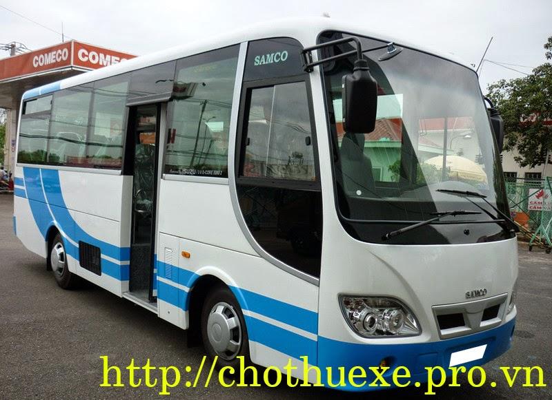 Cho thuê xe đi Thung Nai, cho thuê xe 4 đến 45 chỗ giá rẻ