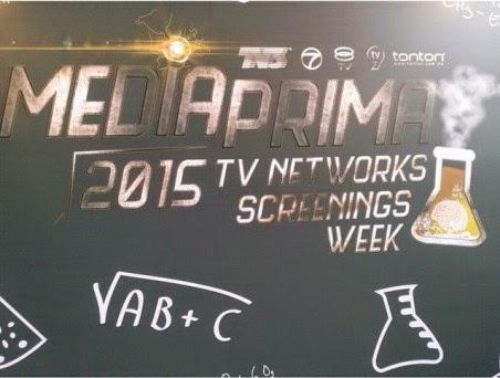 2015 TV3 Programmes