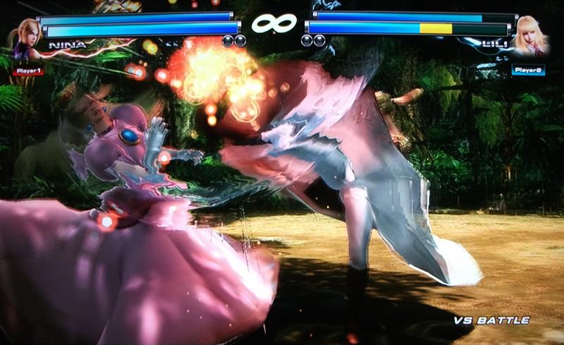 Tekken Nintendo Wii U Lili