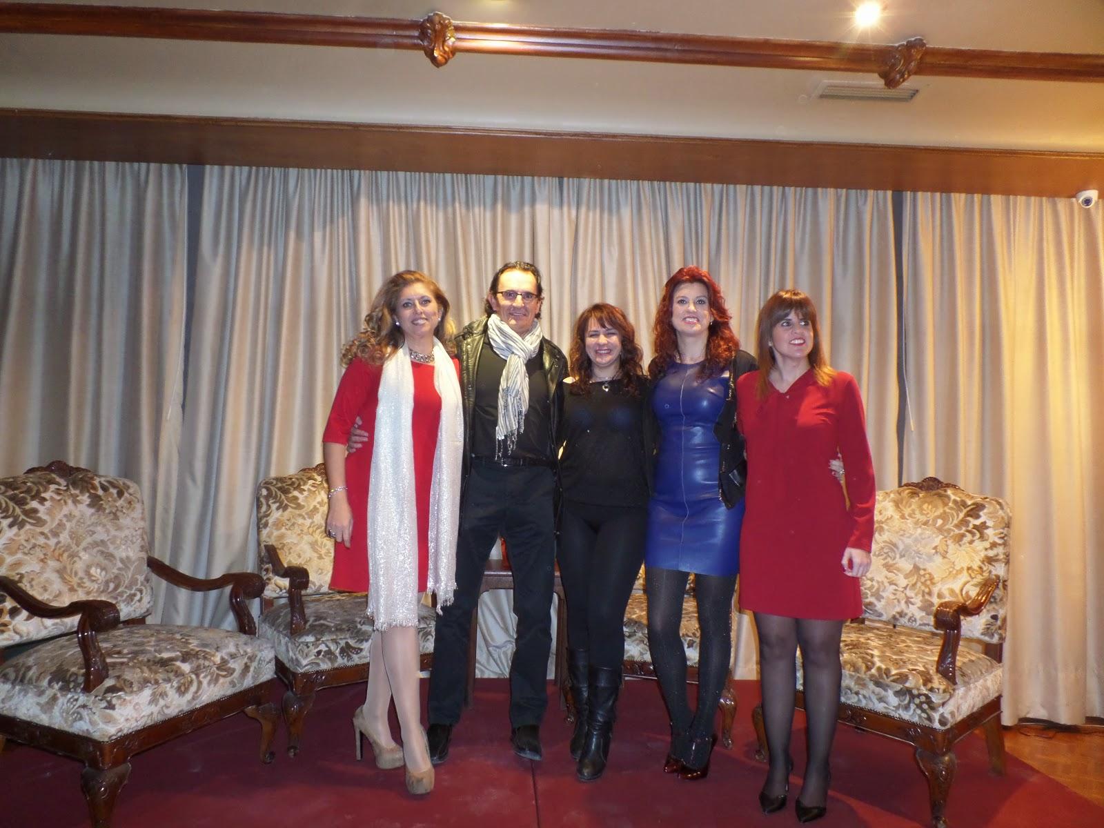 El Blog de María Serralba - Encuentro literario autores Com.Valenciana