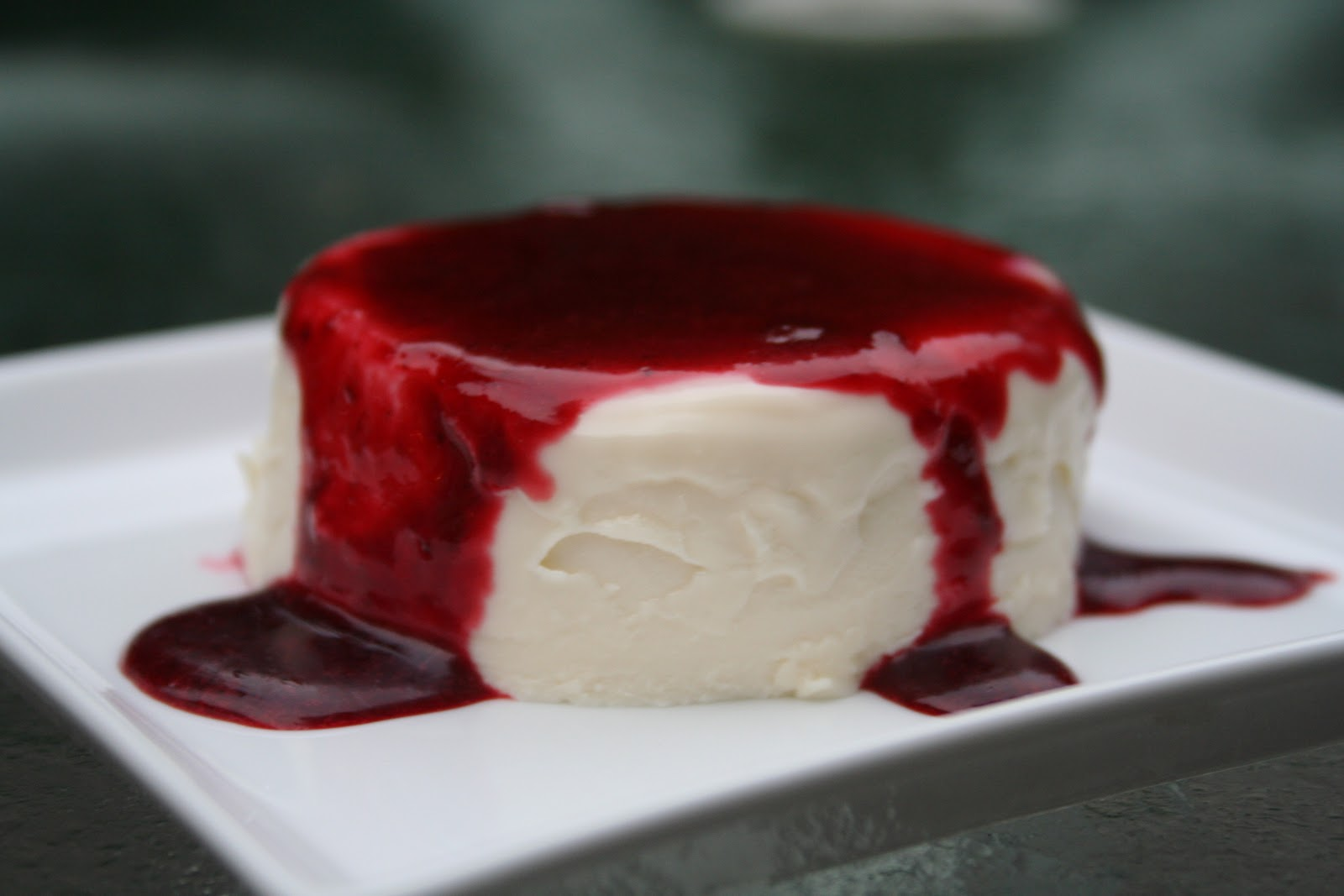 COOK WITH SUSAN: Panna Cotta