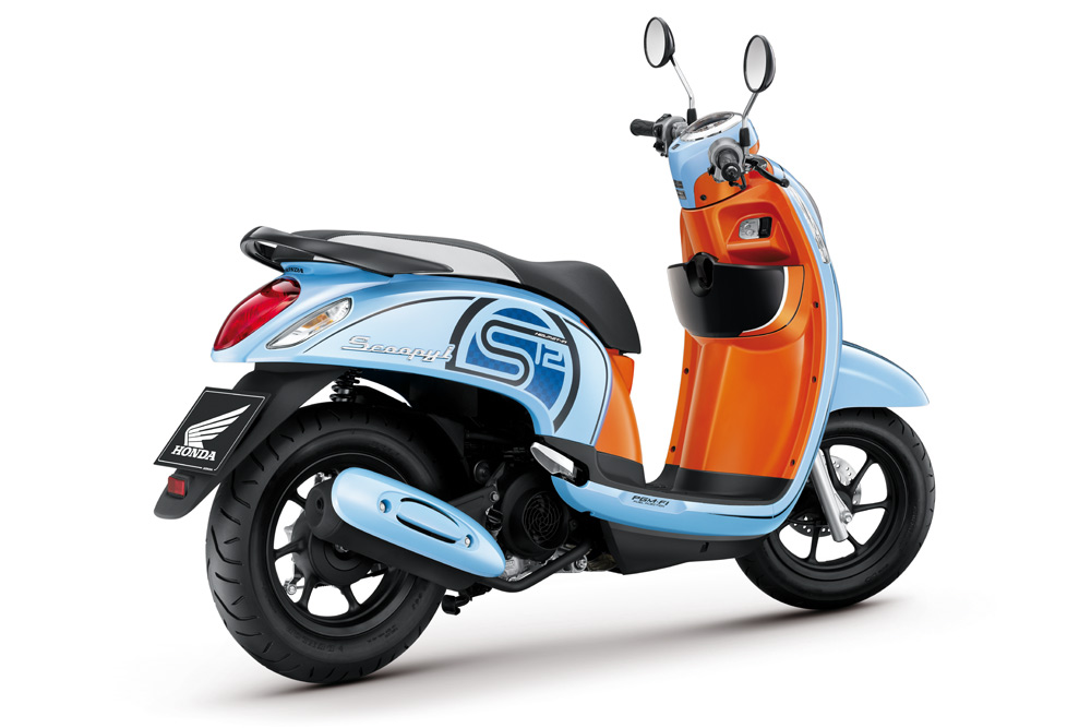 Awas New Honda Scoopy S12