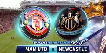 """Manchester United vs Newcastle United"""