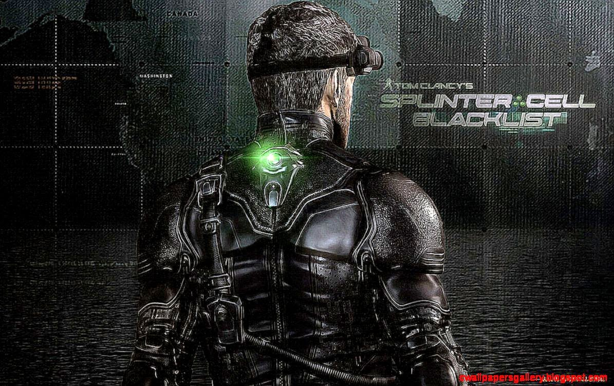 Tom Clancy39s Splinter Cell Blacklist Computer Wallpaper Desktop