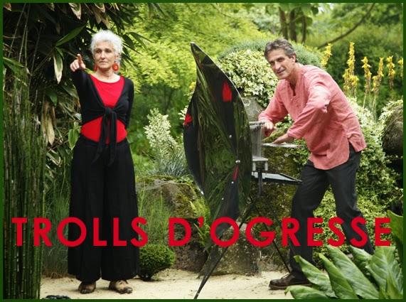 Les journ es des artistes la carneille au jardin int rieur ciel ouvert - Jardin contemporain athis de l orne nantes ...