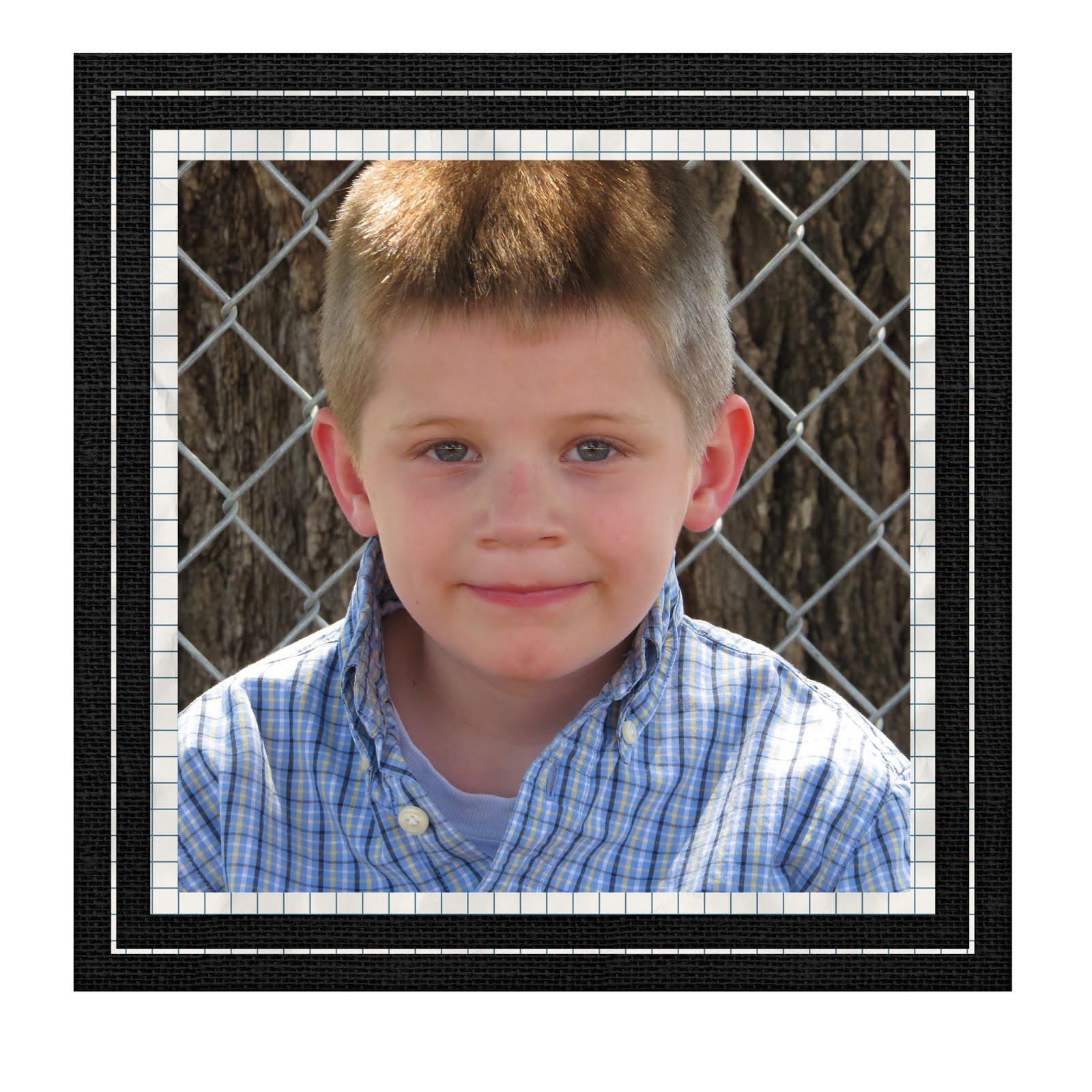 Brandon 2015-2016 School Year Picture