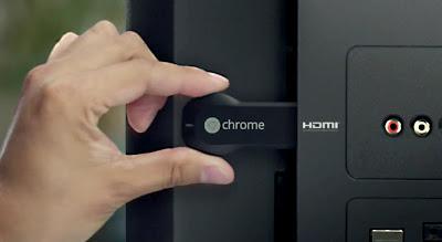 Chromecast en tu televisión
