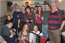 Folk Trail 2011 team