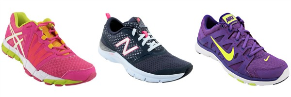 Training Shoes for the gym