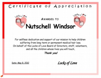 Appreciation Quotes  Certificate Of Appreciation Words