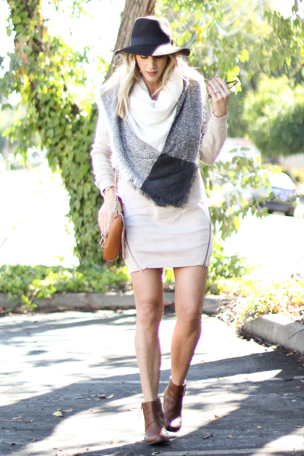 how to wear a blanket scarf for fall parlor girl