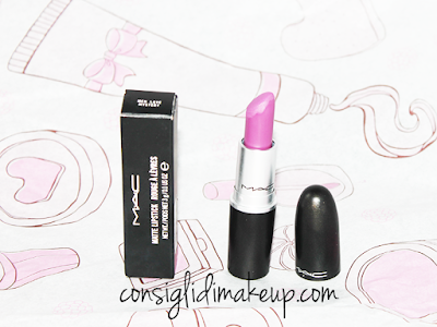 Review: Rossetto Men Love Mistery - Mac Cosmetics