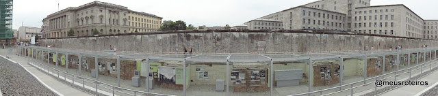 Topografia do Terror - Berlim