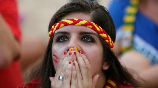 Inilah Hasil Lengkap Piala Dunia 2014 Hari Kedua