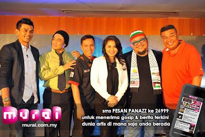 Bintang Mencari Bintang, Bakat, Komedi, Nyanyian, Dicari, Artis Malaysia, Hiburan, Malaysia