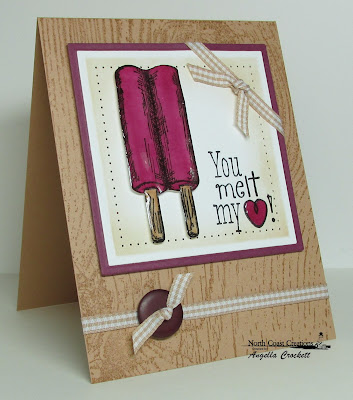 North Coast Creations &quot;You're The Bomb&quot; Card Designer Angie Crockett
