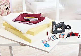 Marzua cabecero tapizado - Como hacer cabecero tapizado ...