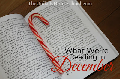 What We're Reading in December 2015-books for everyone from momma to tweens to tots.