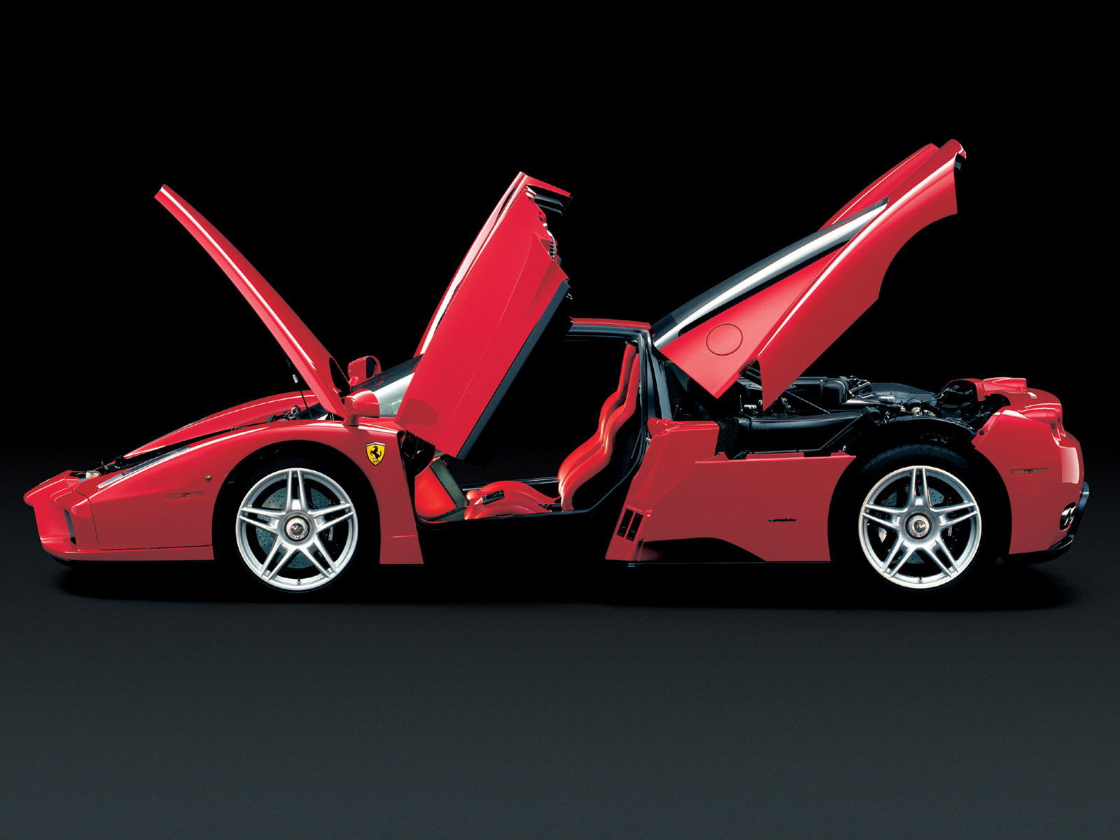 2002 Ferrari Enzo Car Wallpapers