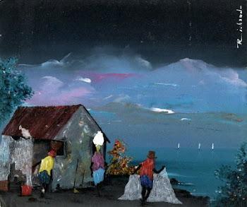 Obra de Richard Calil Bulos - Laguna SC