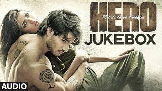 Watch Hero (2015) Full Audio Songs Mp3 Jukebox Vevo 320Kbps Video Songs With Lyrics Youtube HD Watch Online Free Download